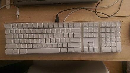 Apple Keyboard - Wikiwand