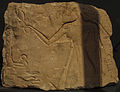 April 26, 2012 - San Diego Museum of Man - Limestone Relief of Nefertiti.jpg