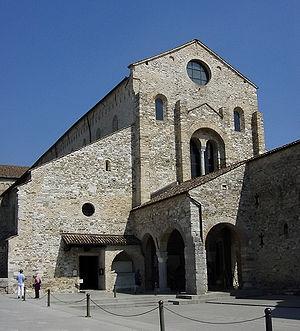 Patria del Friuli - Patriarchal basilica of Aquileia