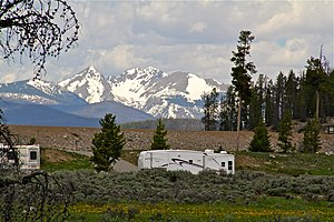 Arapaho National Recreation Area - Green Ridge Campground in Arapaho NRA