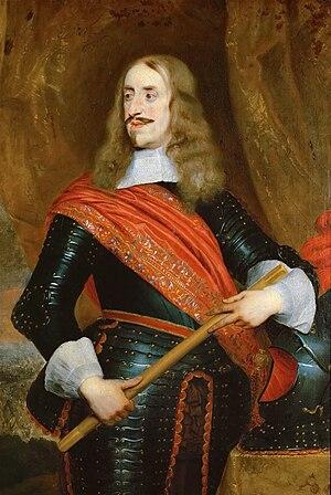 Archduke Leopold Wilhelm of Austria by Pieter Thijs