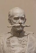 Archduke Rainer of Austria - Bust in the Aula of the Academy of Sciences, Vienna - hu -8508.jpg