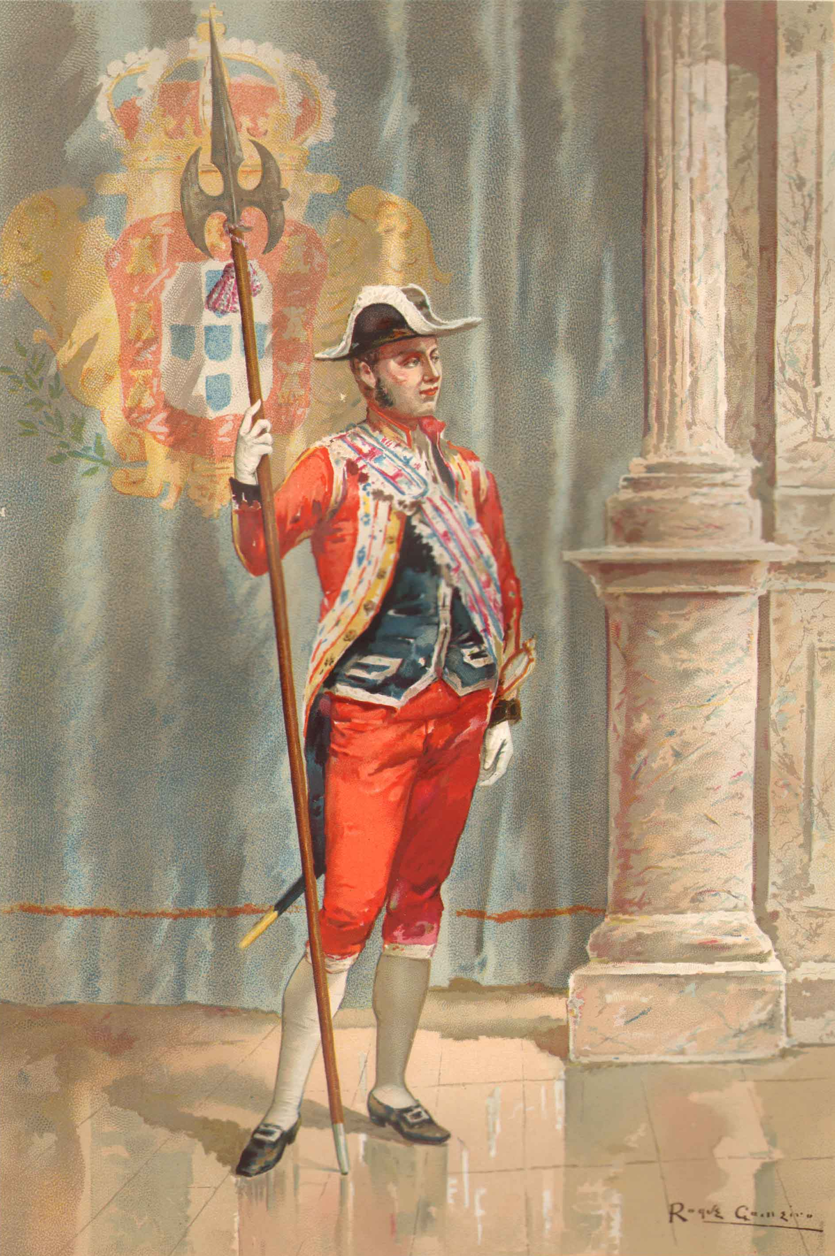Royal Guard of the Archers - Wikipedia