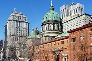 Roman Catholic Archdiocese of Montreal - Mary, Queen of the World Cathedral