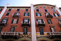 Architecture of the streets of Savona, Liguria region, Italy.jpg