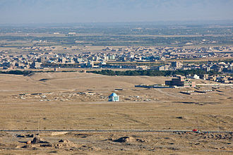 Herat Province - Scenery around the city of Herat