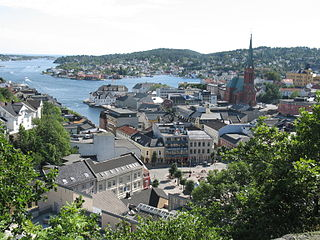 Arendal (town) City/Town in Southern Norway, Norway