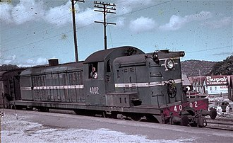 ALCO RSC-3 - New South Wales Government Railways 4002