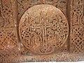 Arinj Karmravor chapel (khachkar) (52).jpg