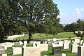 Arlington National Cemetery - JFK Grave Site approach walk - 2011.jpg