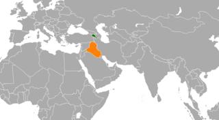Armenia–Iraq relations