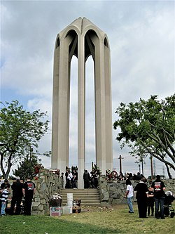 Armenian Genocide Memorial, Montebello, California.jpg