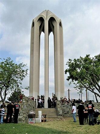 Montebello Genocide Memorial - Image: Armenian Genocide Memorial, Montebello, California