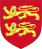 Arms of William the Conqueror (1066-1087).svg