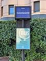 Arrêt Bus Commissariat Cours Deux Parcs - Noisiel (FR77) - 2021-04-24 - 2.jpg