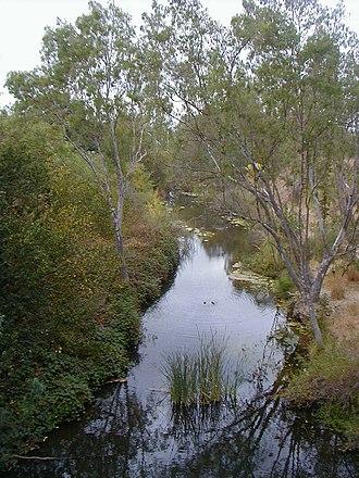 Arroyo Valle - Arroyo del Valle in Pleasanton, California