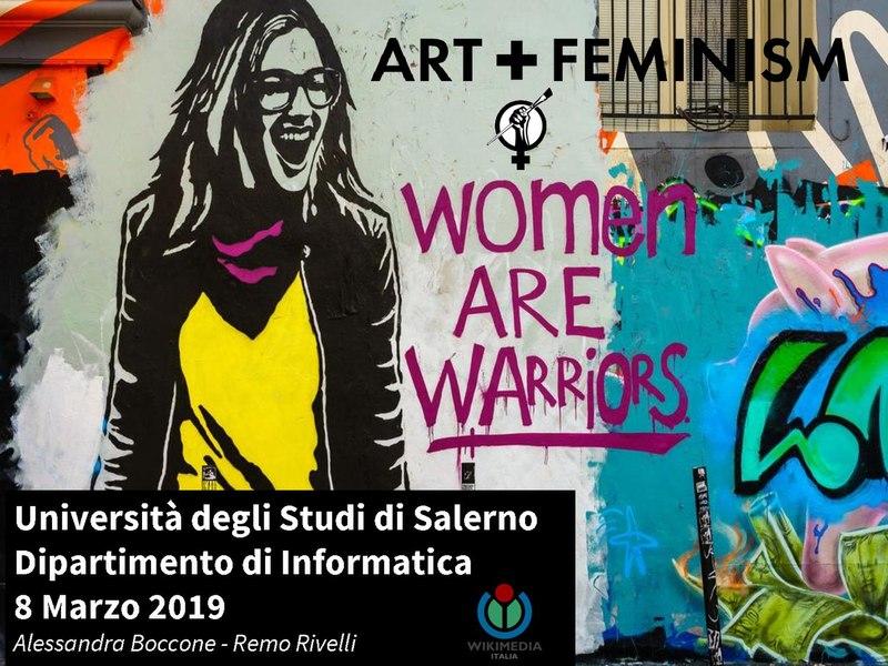 File:Art and Feminism Salerno 2019 - Breve introduzione a Wikipedia.pdf