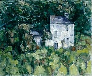 Cristoforo De Amicis - La casa bianca, 1957 ca. (Fondazione Cariplo)