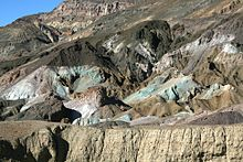 Geology of the Death Valley area - Wikipedia
