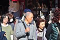 Asakusa - people leaving Senso-ji 21 (15576644050).jpg