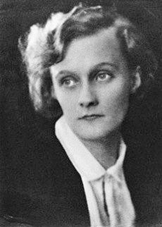Astrid Lindgren -  Lindgren in 1924