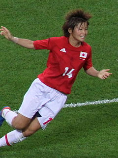 Asuna Tanaka Japanese association football player