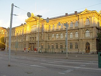 Finnish National Gallery - Ateneum, a part of the Finnish National Gallery