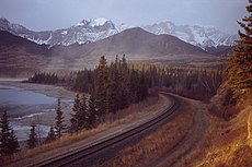 Athabasca Rail at Brule Lake.jpg