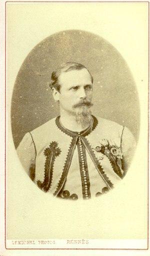 Athanase-Charles-Marie Charette de la Contrie - Athanase-Charles-Marie Charette de la Contrie in 1871