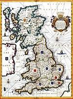 BRITANNIA prout divisa fuit temporibus ANGLO-SAKSONUM, praesertim durante illorum HEPTARCHIA