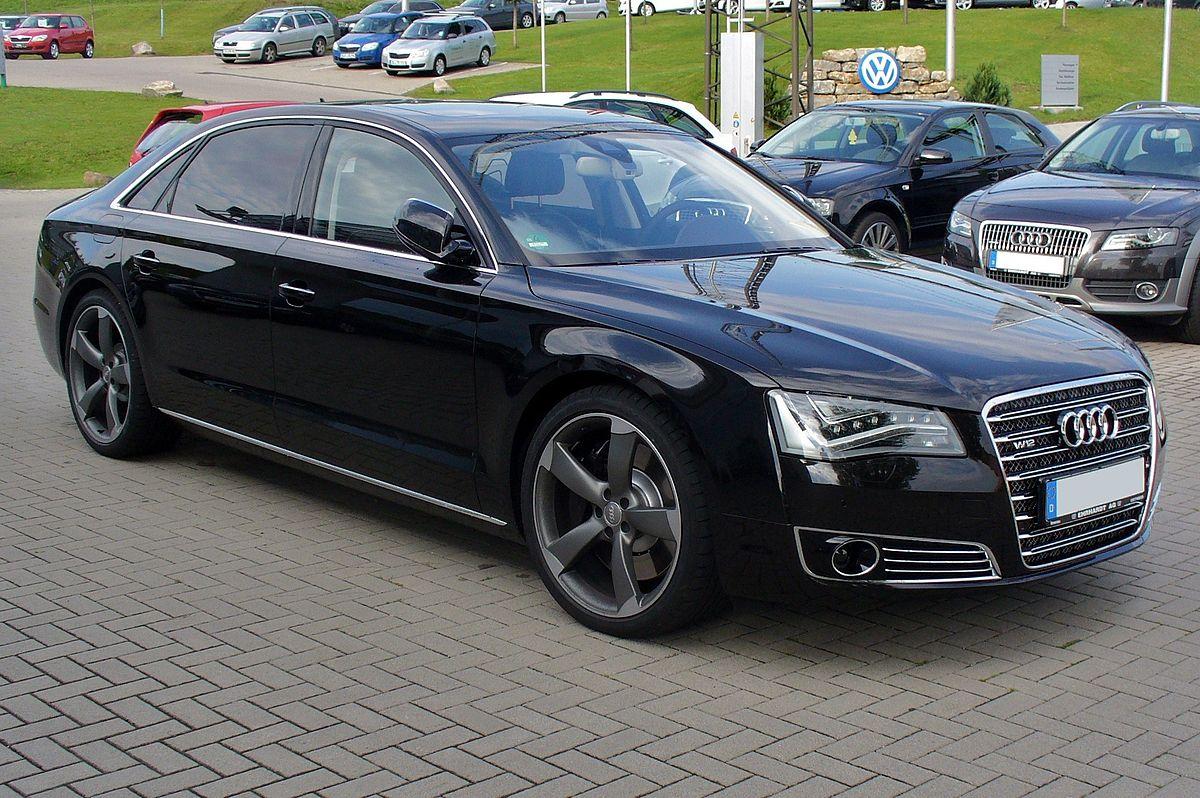 Audi A8 D4 Wikipedia