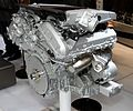 Audi W12 6.3 FSI engine rear 2011 Tokyo Motor Show.jpg
