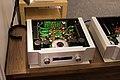 Audio Analogue Maestro amplifier at HighEnd-2009 (3557030278).jpg