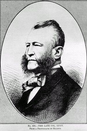 Bartholomew Gugy - Bartholomew Conrad Augustus Gugy