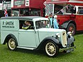 Austin 7 van, Abergavenny steam rally 2012.jpg