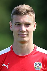 Austria national under-21 football team - Teamcamp June 2017 (051).jpg