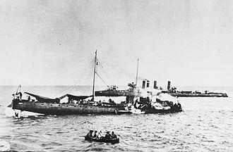 Kaiman-class torpedo boat - Image: Austro Hungarian Kaiman class torpedo boat 51 T