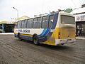 Autosan A0909L Tramp z PKS Jasło - back.jpg
