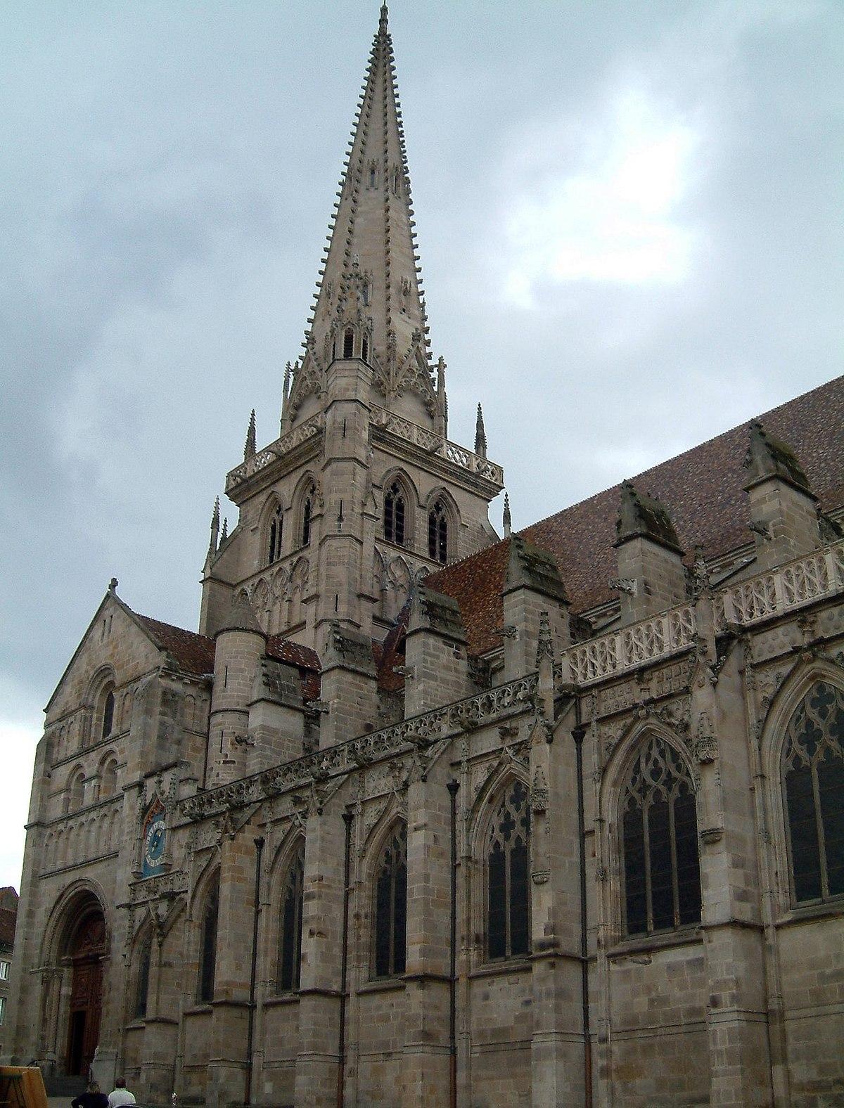 Autun Cathedral Wikipedia