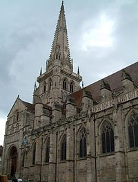 Autun cathedrale