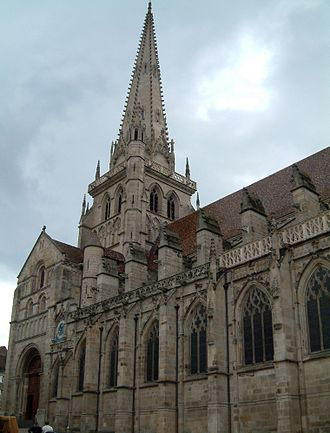 Roman Catholic Diocese of Autun - Autun Cathedral