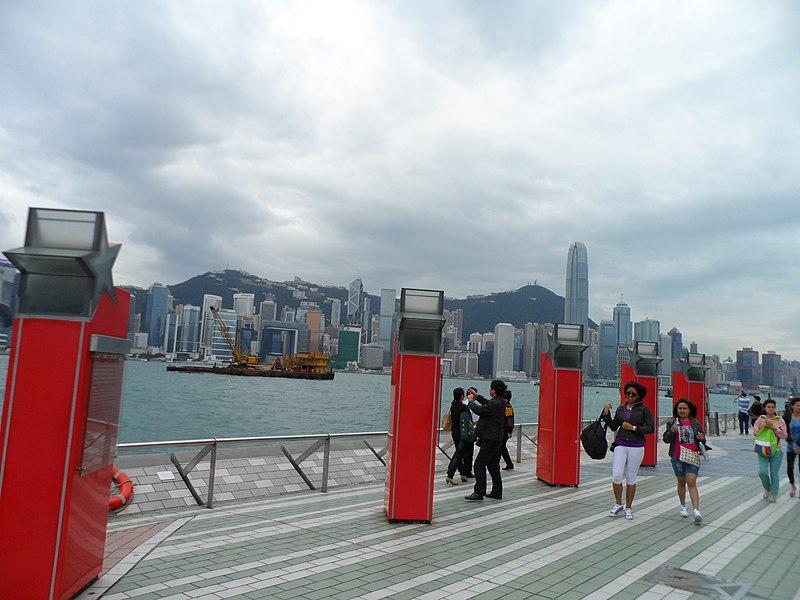 File:Avenue of Stars, Hong Kong.JPG