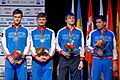 Award ceremony 2014 European Championships FMS-EQ t201041.jpg