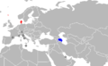 Azerbaijan Denmark Locator.png