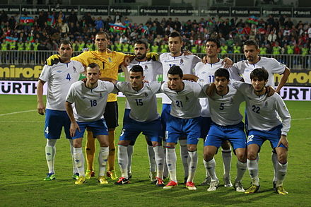 Aserbaidschanische Fussballnationalmannschaft Wikiwand