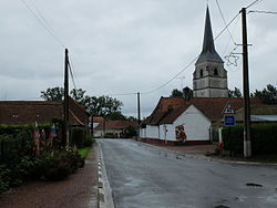 Azincourt - Rue Charles VI - 1.JPG
