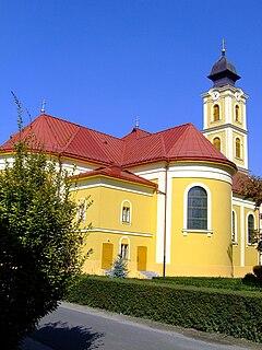 Bácsalmás Town in Bács-Kiskun, Hungary