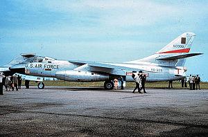 RAF Sculthorpe - Douglas B-66B-DL Destroyer Serial 55-0309 of the 84th Bomb Squadron.