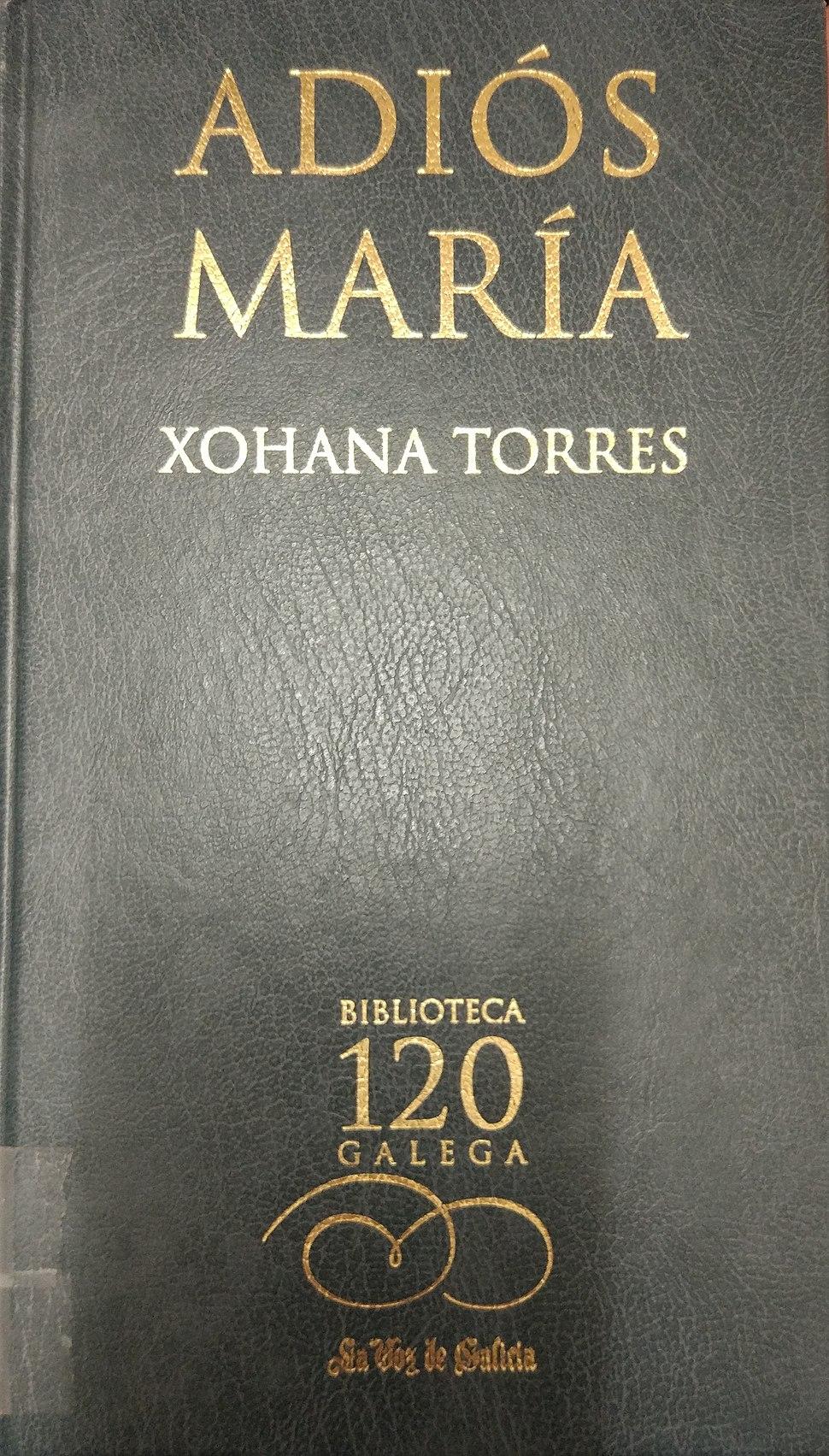 BG120 48 Adiós, María