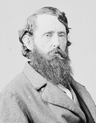 1872 Democratic National Convention - Nominees   Greeley and Brown